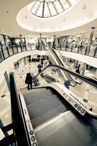 Shoppingcenter in Jena