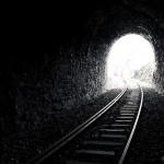 aus dem Tunnel