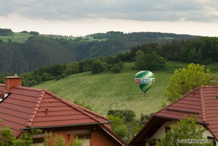 OTZ Heißluftballon