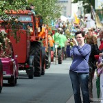 Festumzug in Bad Blankenburg