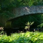 Brücke über die Schwarza