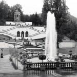 Terrassengärten und Venustempel