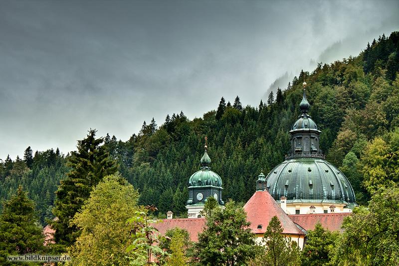Ammergauer Alpen ohne Berggipfel