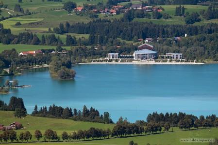 Festspielhaus am Forggensee