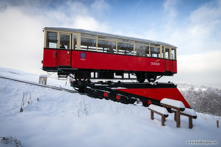 Oberweisbacher Bergbahn Wagen 2