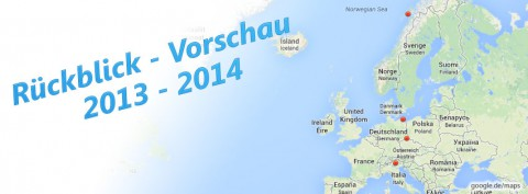 Rückblick 2013 und Vorschau 2014