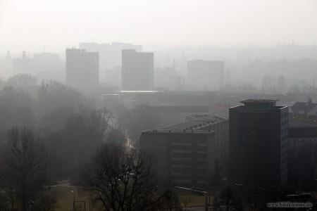 Dunst oder Nebel?