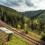 Bild der Woche: Eisenbahnbrücke im Ziemestal