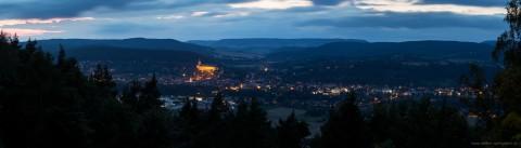 Panorama Rudolstadt