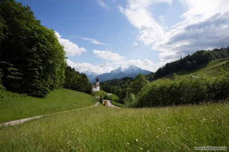 Location Maria Germ vor Watzman