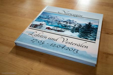 Fotobuch über Norwegen