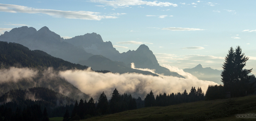 Bild der Woche: Bergblick