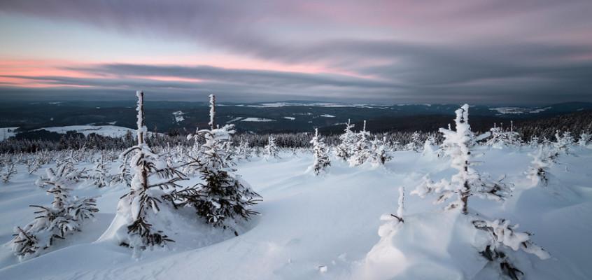 Foto des Monats: Winterabend