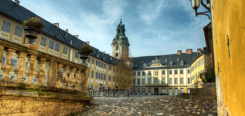 Heidecksburg – ein barockes Schmuckstück