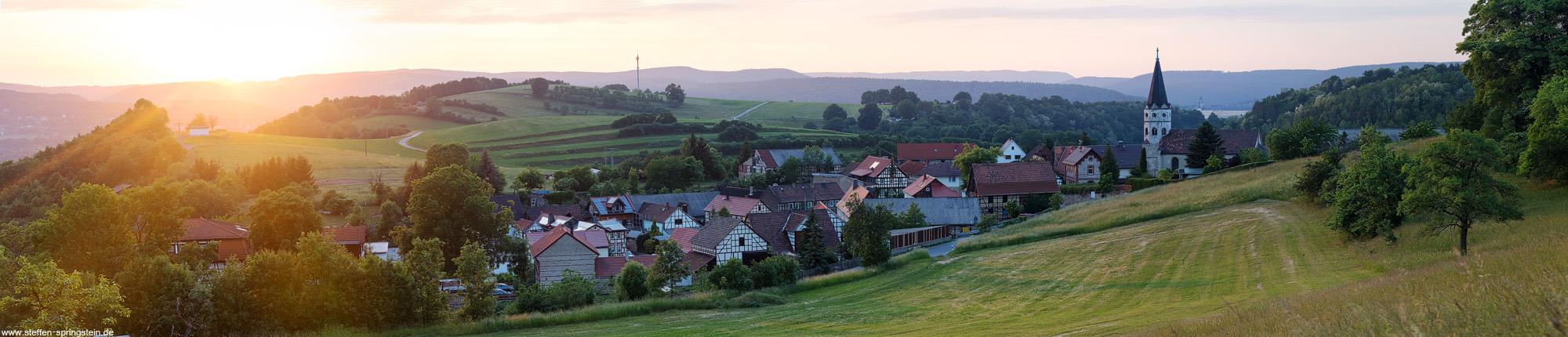 Panorama Oberpreilip