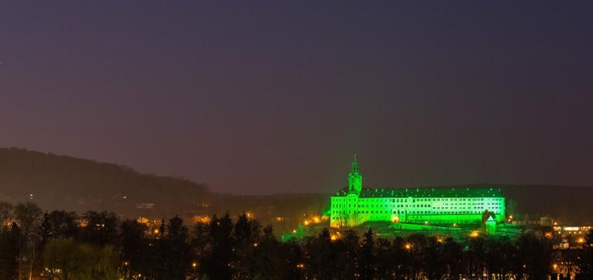 Günes Licht zum St. Patrick's Day