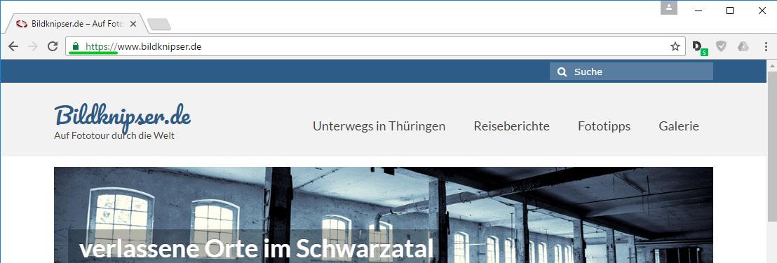 Teaserbild https-Verschlüsselung