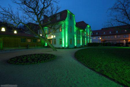 St. Patrick's Day in Rudolstadt - Schillerhaus