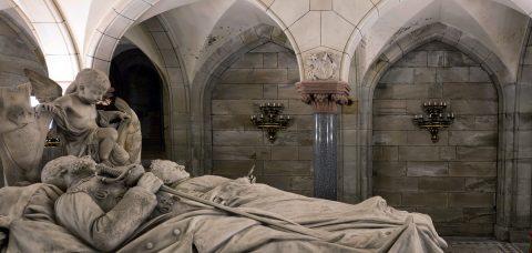 Grabmal des Ehepaar